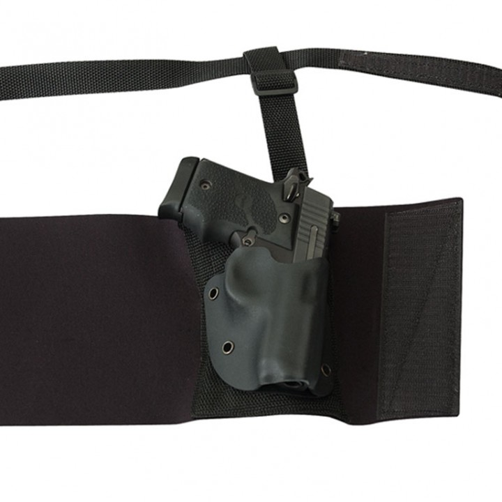 Discrete Defense Solutions - Ankle gun holster - DDSAH01