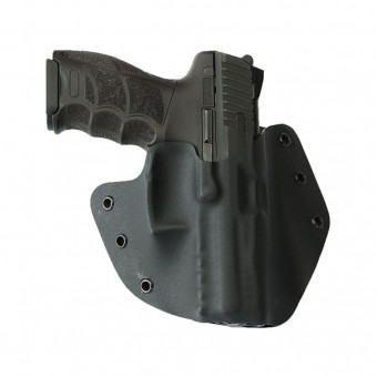 Discrete Defense Solutions - Outside Waist Band Belt gun holster - DDSOWB001